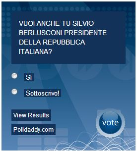 BerlusconiSondaggioPDR