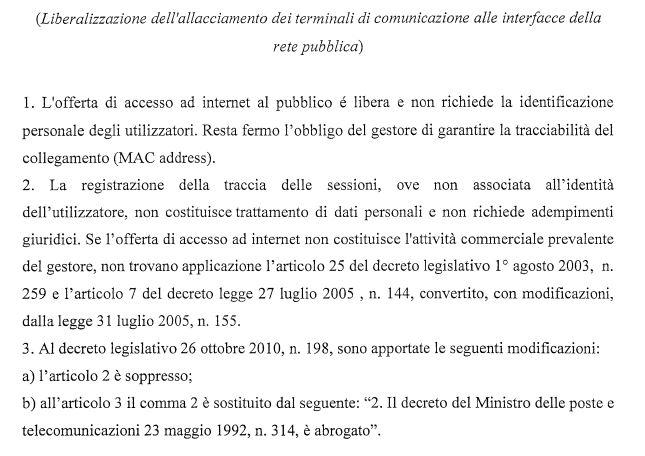 DecretoFareWiFi