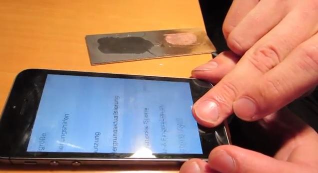 iPhoneTouchID