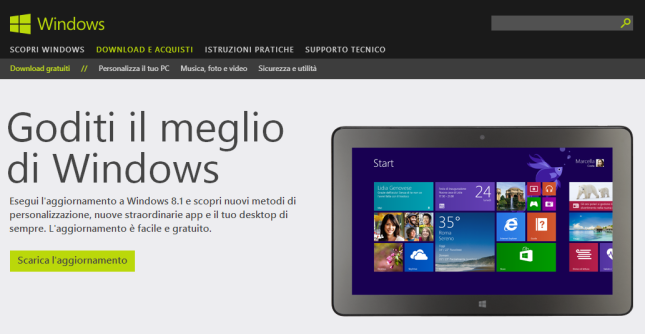Windows81download