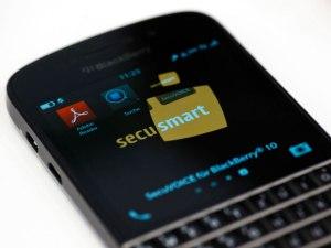 BlackberrySecusmart