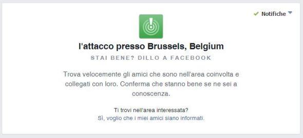 FacebookBruxellesSafetyCheck
